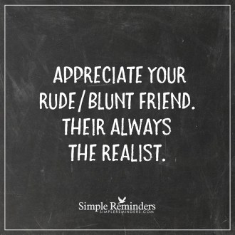 952 Relax and Succeed - Appreciate your rude