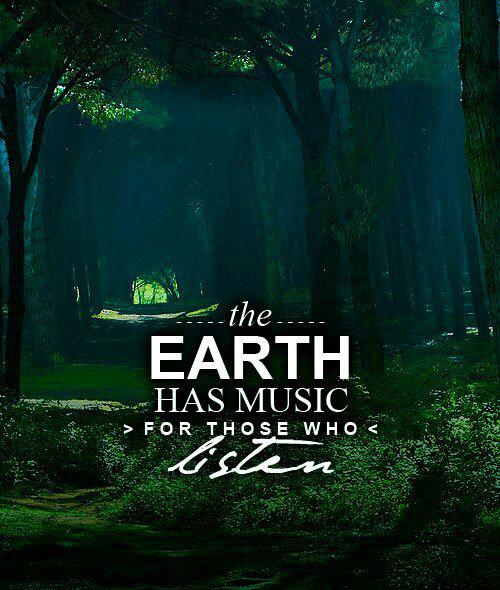 967 Relax and Succeed - The earth has music for those who listen