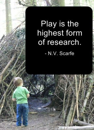 974 Relax and Succeed - Play is the highest form of research