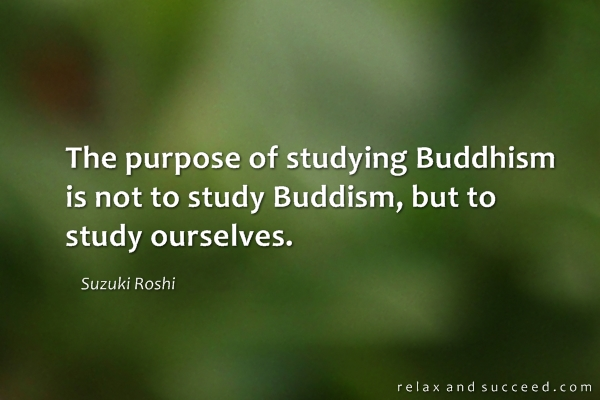 1037-relax-and-succeed-the-purpose-of-studying-buddhism