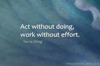 Releasing Motivation