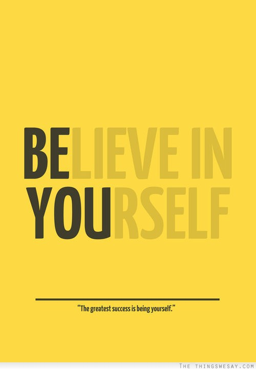 1207 Relax and Succeed - Believe in yourself