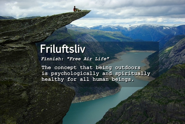1222 Relax and Succeed - Friluftsliv