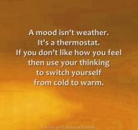 Foul Moods