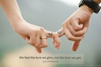 The Heartbreaking Cost of Finding True Love