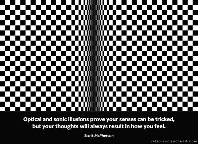 1270 Relax and Succeed - Optical and sonic illusions