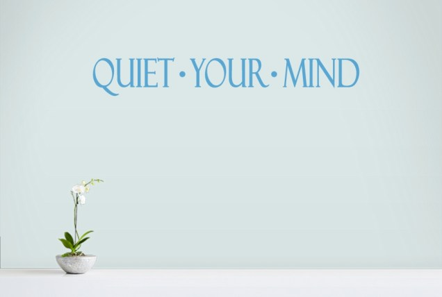 1275 Relax and Succeed - Quiet your mind