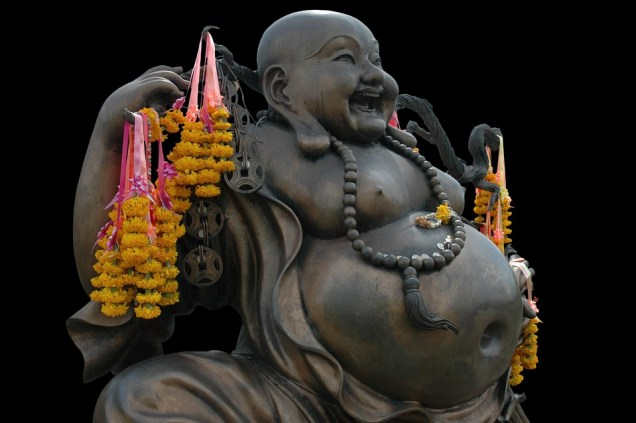 1318 Relax and Succeed - Laughing Buddha
