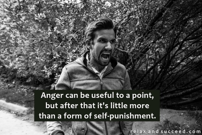 1324 Relax and Succeed - Anger can be useful to a point