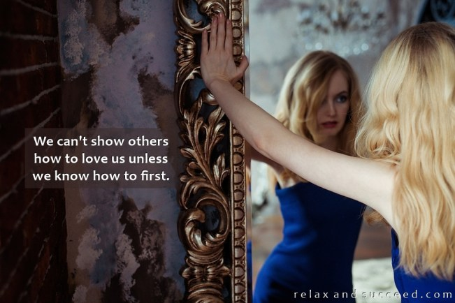 1354 Relax and Succeed - We can't show others