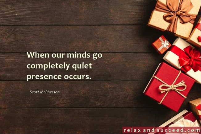 1396 Relax and Succeed - When our minds go completely quiet