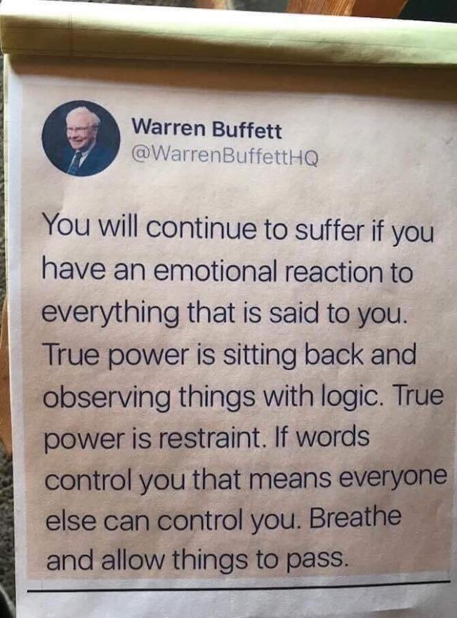 1404 Relax and Succeed - You will continue to suffer
