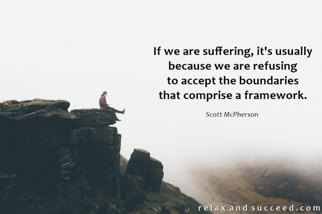 1415 Relax and Succeed - If we are suffering it's usually because