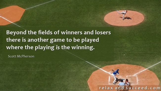 1420 Relax and Succeed - Beyond the fields of winners and losers