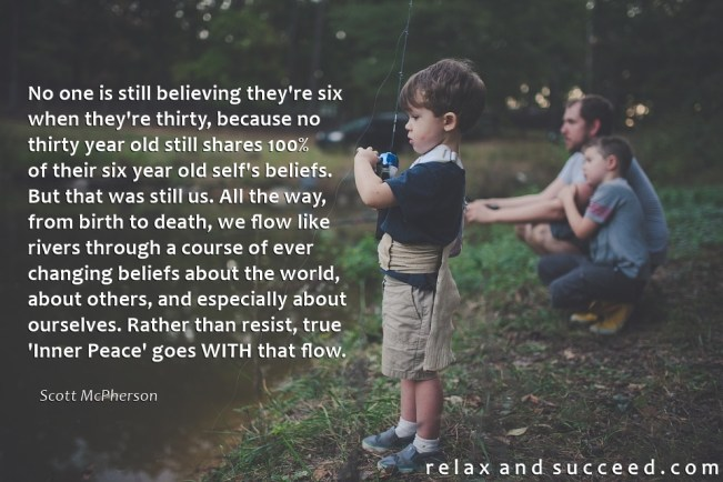 1469 Relax and Succeed - No one is still believing they're six