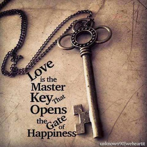 1487 Relax and Succeed - Love is the master key