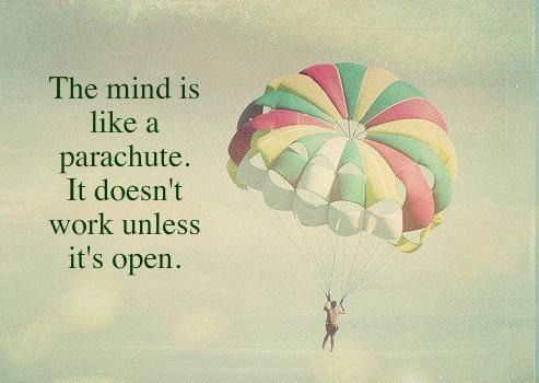 1511 Relax and Succeed - The mind is like a parachute