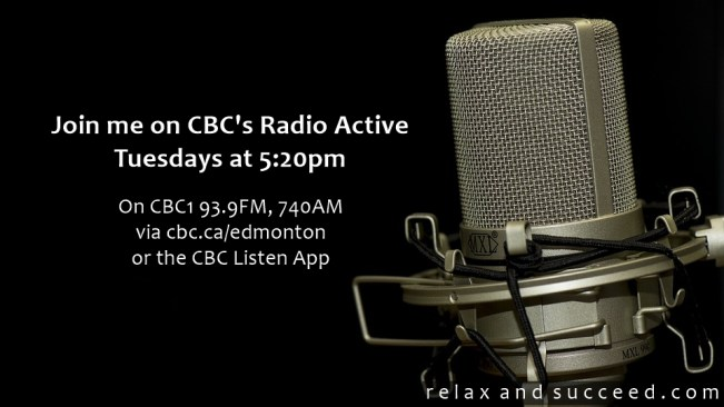 CBC Radio Active Weekly Announcement 2