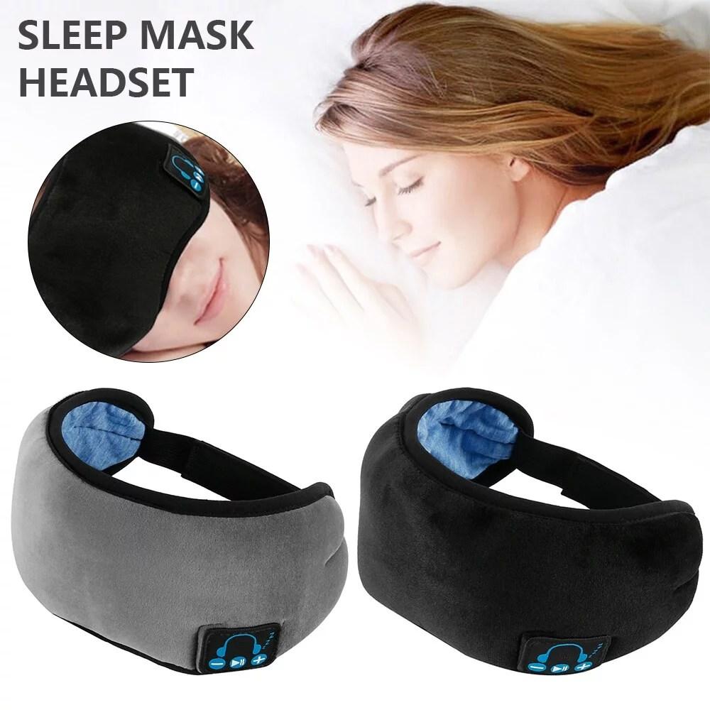 Masque de Sommeil BLUETOOTH
