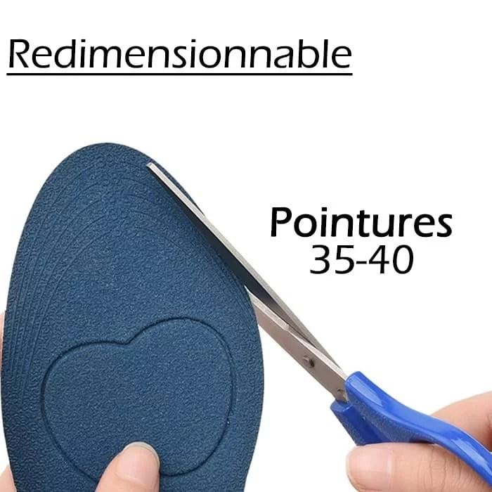 redimensionnable