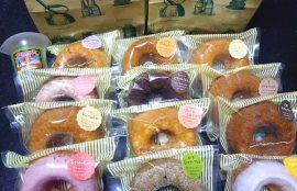 橋脇風月堂で買ったお菓子の写真