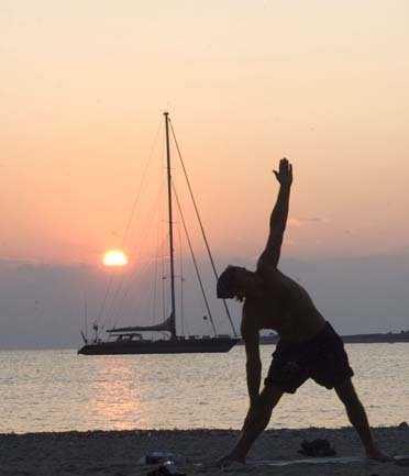 Easy Like Sunday Morning Yoga