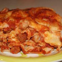Profumi indimenticabili: lasagne con le polpettine