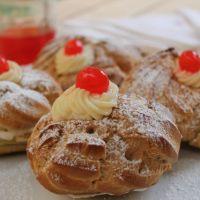 Zeppole di San Giuseppe... (ricetta senza glutine)