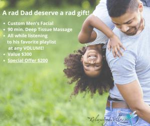 Calgary medi spa Rad Dads deserve a rad gift offer