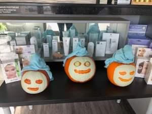 Fall facial skin care in Calgary