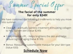 summer special popup