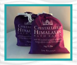 Himalayan bath salts Calgary