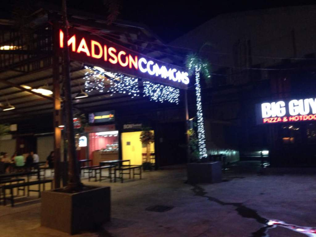 Madison Commons Kapitolyo Food Park