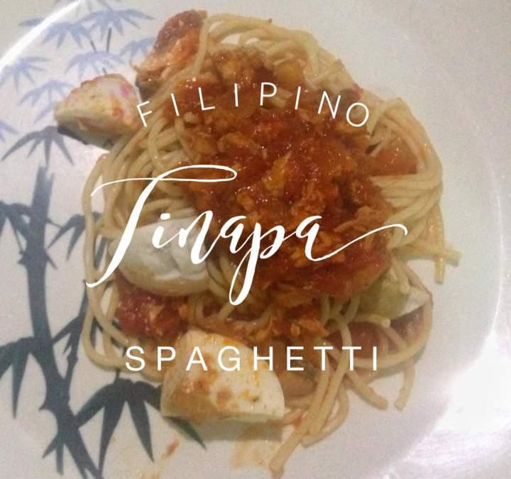 Tinapa Spaghetti Bestseller