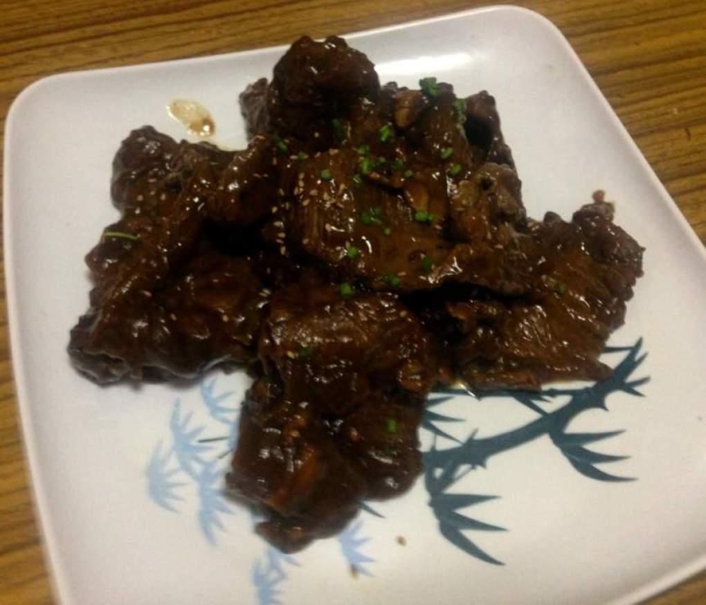 Korean Beef Steak - Filipino Food Blog