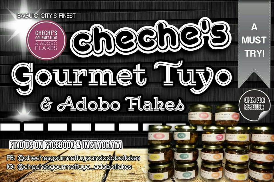 Cheches Gourmet Tuyo and Adobe Flakes Info
