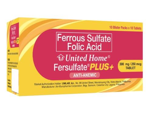 UHP Fersulfate Plus 3d