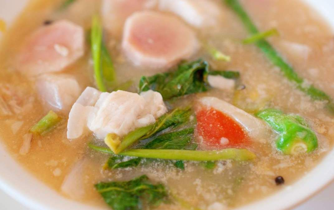 Easy Meal: How Pork Sinigang can make you feel better