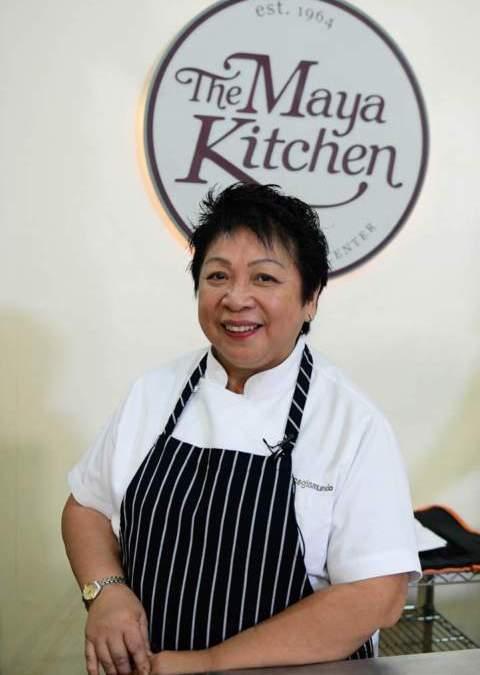 Filipino Christmas Recipes -Chef Myrna Segismundo and her Christmas Menu