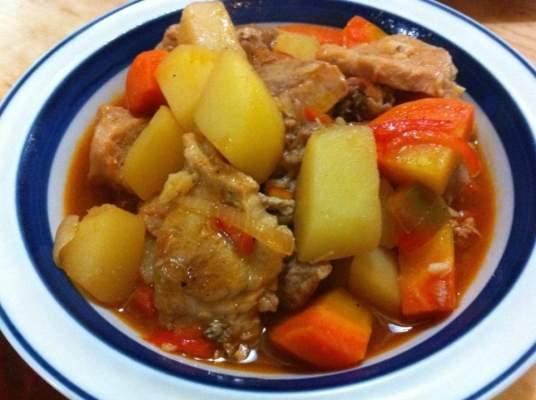 How to cook Afritada -Relax lang Mom Filipino Food Blog and Recipes