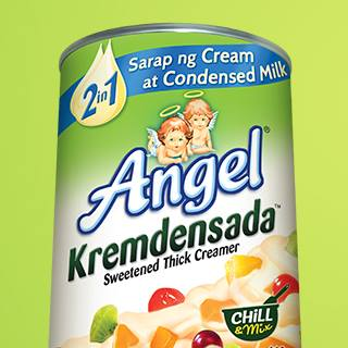 Angel Kremdensada Recipe