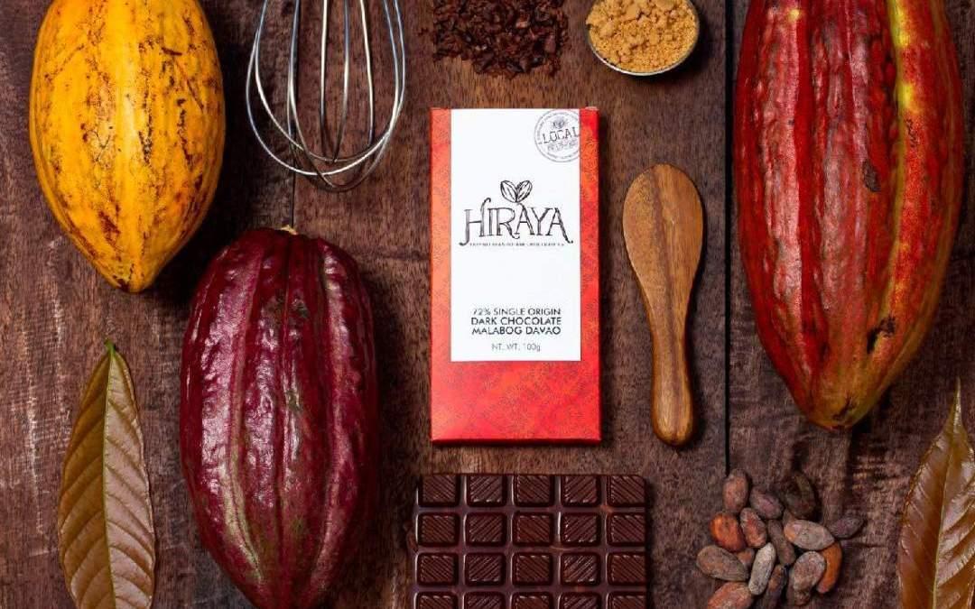 HIRAYA Filipino Bean-To-Bar Artisan Chocolates