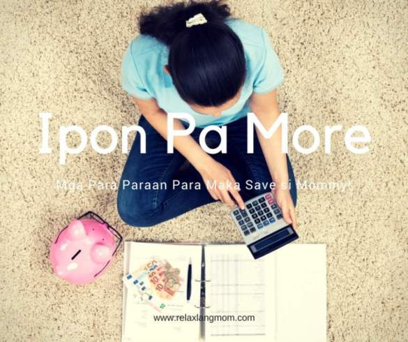 how to save money on a tight budget. 52 week ipon challenge for my ipon diary by chinkee tan