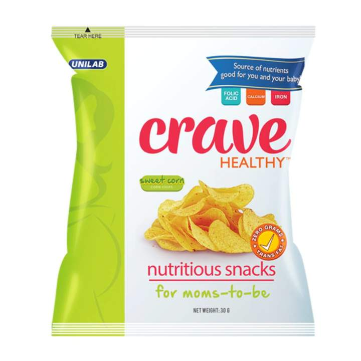 Crave Healthy - Healthy Pregnancy Snacks