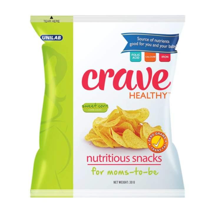 Crave Healthy - Healthy Pregnancy Snacks