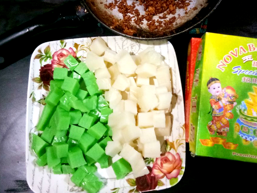 how to prepare tikoy recipe