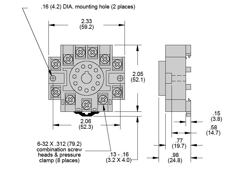 8 pin octal socket relay wiring diagram trusted wiring diagrams u2022 rh caribbeanblues co