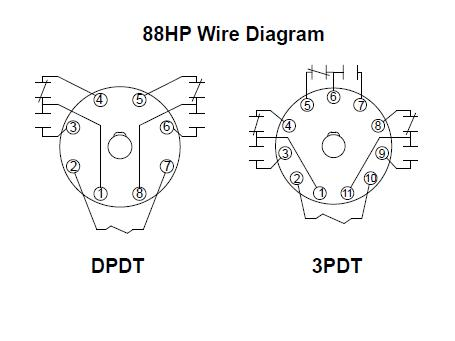 9 Pin Latching Relay Wiring Diagram Limit Switch Wiring