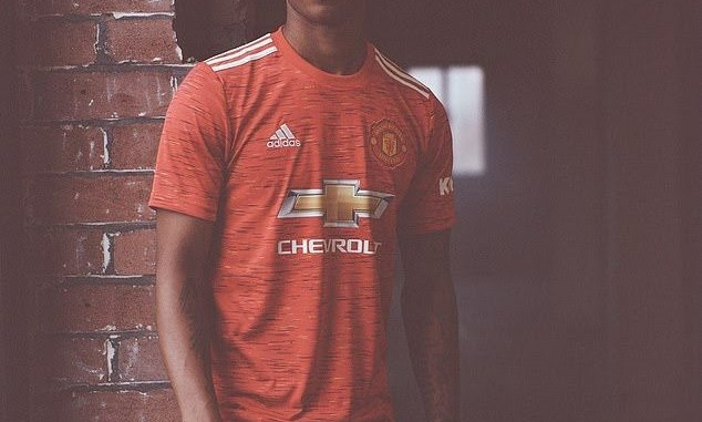 Manchester United Release New Jersey Kits For 2020-2021 Season