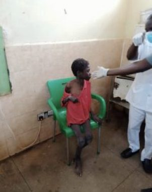 , Child Abuse : Child Chained With Animals For Two Years By Stepmothers, Relay Vibes